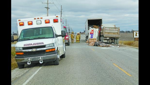 A Winamac man was pronounced dead at the scene of a two-vehicle accident on Jan. 8.