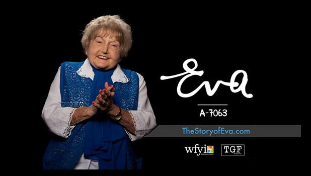 """The Pulaski County Public Library in Winamac will be one of several locations around the state screening the documentary """"Eva: A-7063"""""""